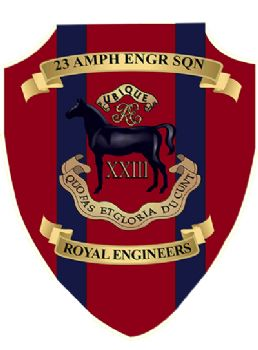 23 AMPH Engr  Sqn Plaque